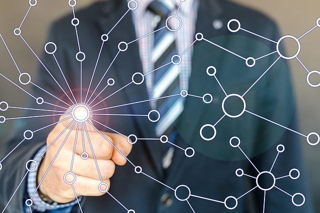 síť a připojení