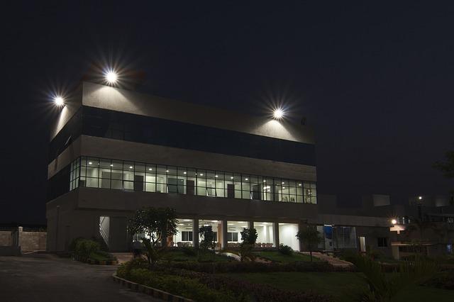 noční provoz kanceláří