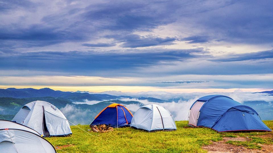 stany na horách